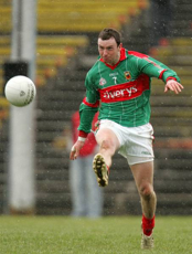 IN: Keith Higgins has made the Mayo championship panel.